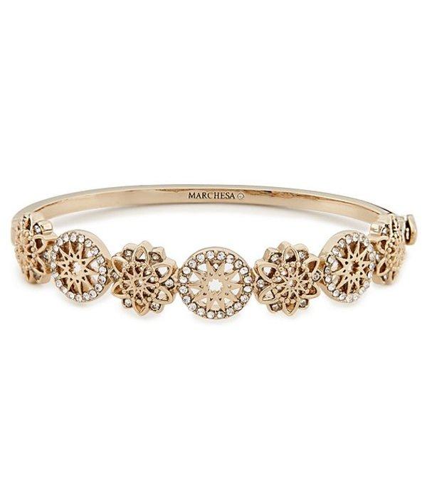 マルケッサ レディース ブレスレット・バングル・アンクレット アクセサリー Coin Bangle Bracelet Gold