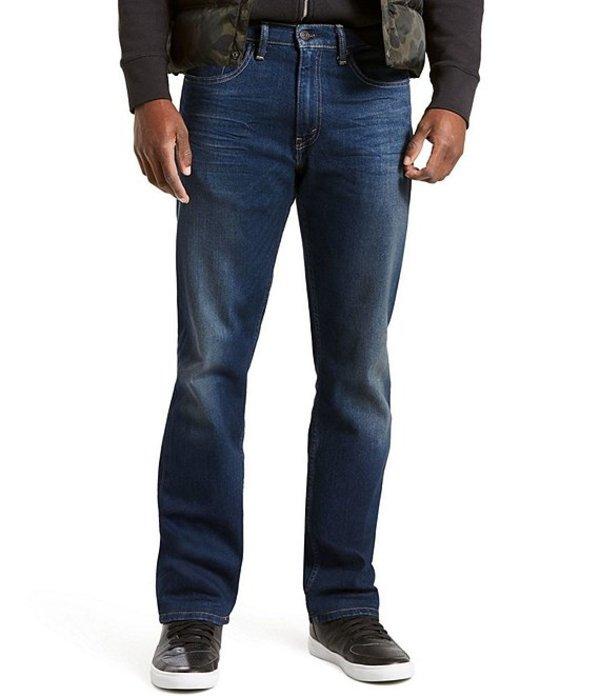 リーバイス メンズ デニムパンツ ボトムス Levi'sR 505 LEVISR FLEX Regular-Fit Straight Leg Jeans Roth