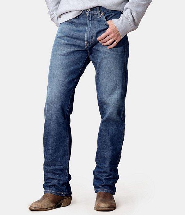 リーバイス メンズ デニムパンツ ボトムス Levi'sR Western Fit Straight Leg Jeans So Lonesome