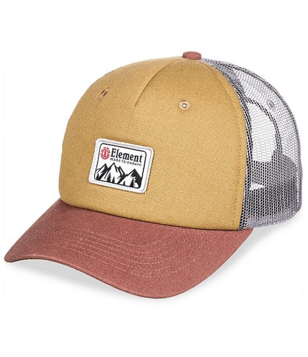 エレメント メンズ 帽子 アクセサリー Icon Mesh Cap Canyon Khaki