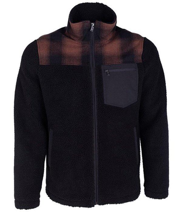 ペンドルトン メンズ ジャケット・ブルゾン アウター Bozeman Waterproof Hybrid Full-Zip Jacket Bronze Ombre