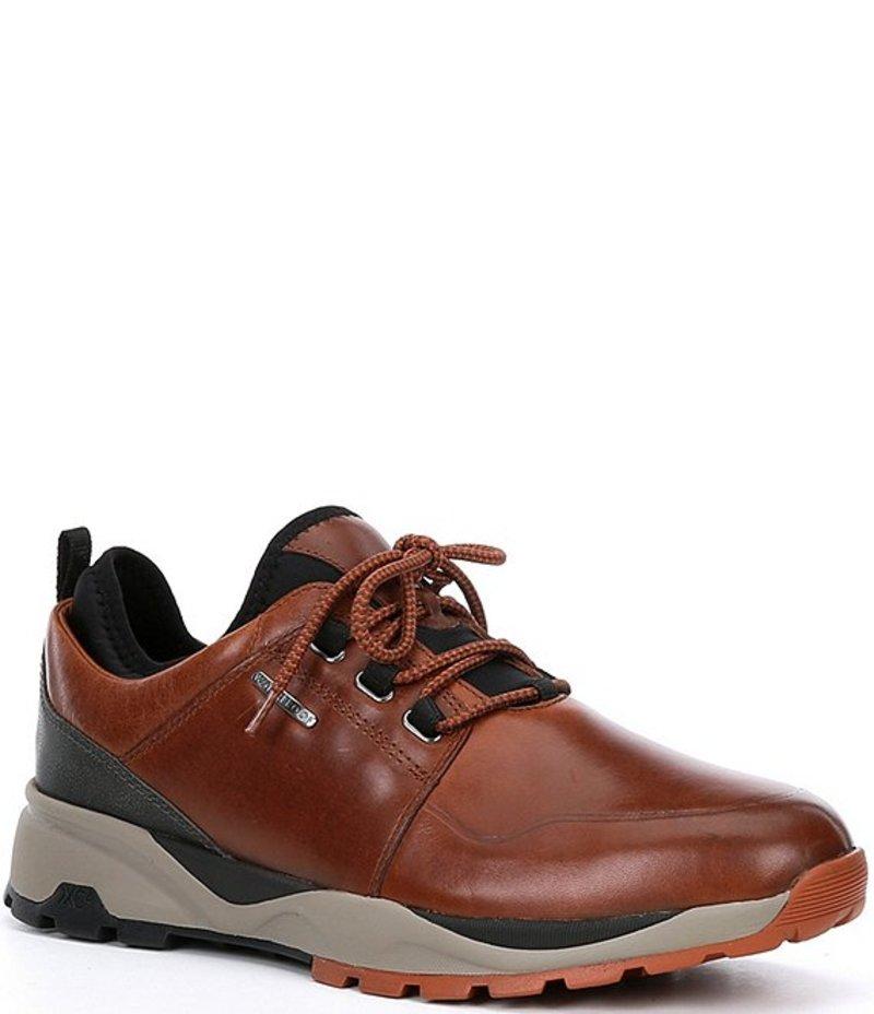 ジョンストンアンドマーフィー メンズ ドレスシューズ シューズ Men's Summit XC4 Moc Toe Waterproof Shoes Tan