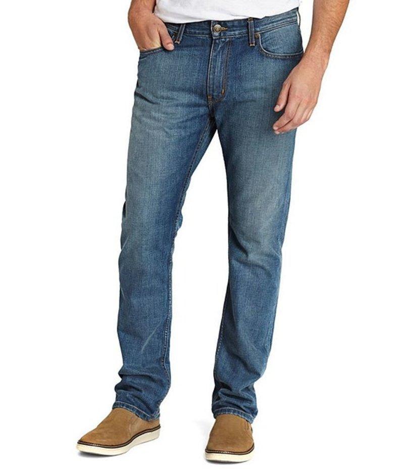 ジョンストンアンドマーフィー メンズ デニムパンツ ボトムス Slim-Fit Stretch Denim Jeans Light Wash