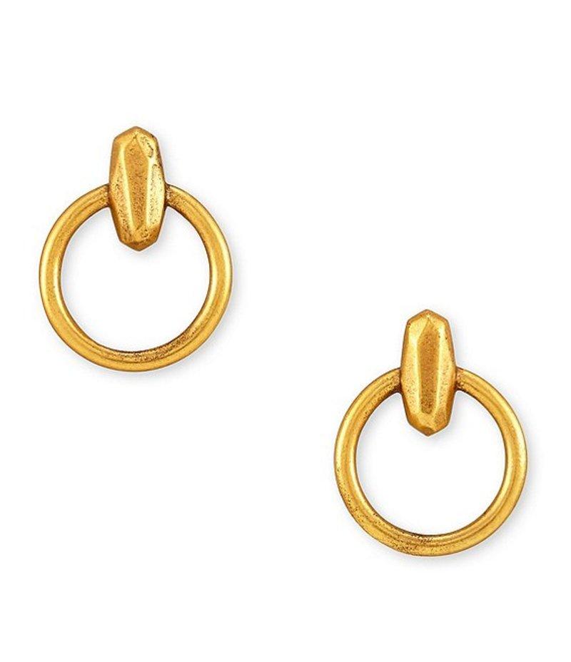送料無料 サイズ交換無料 ケンドラスコット レディース アクセサリー メーカー公式ショップ ピアス イヤリング Hoop 秀逸 Gold Vintage Lola Earrings Mini