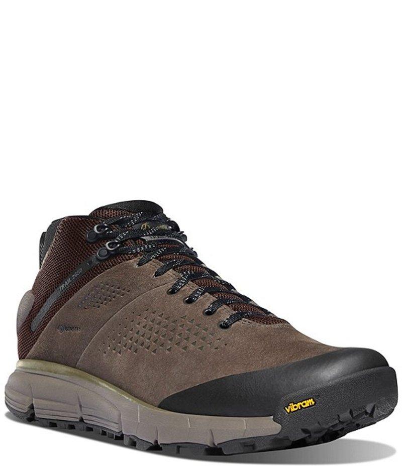送料無料 サイズ交換無料 ダナー メンズ シューズ ブーツ レインブーツ Brown Military 期間限定特別価格 Waterproof Men's GTX [並行輸入品] Trail Mid Green Sneakers 2650