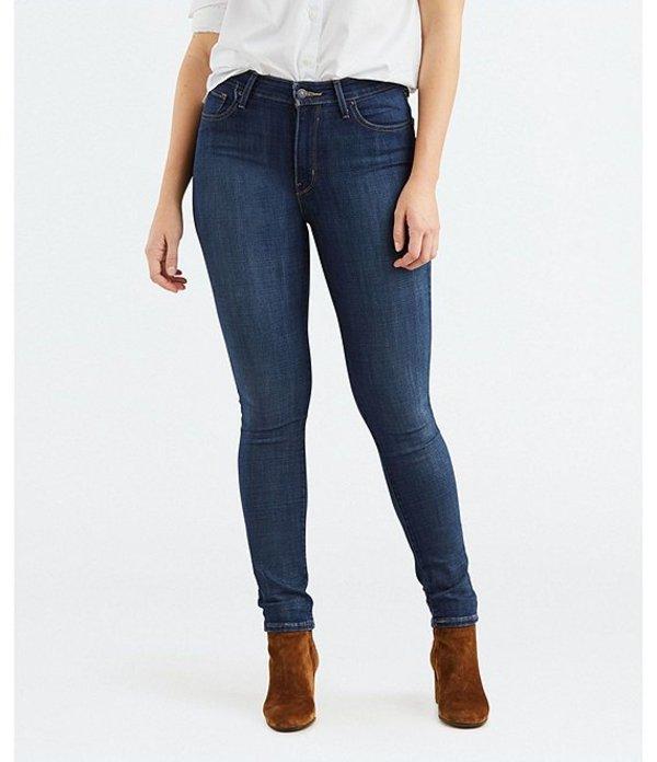 リーバイス レディース デニムパンツ ボトムス Levi'sR 721 High Rise Skinny Jeans Blue Story