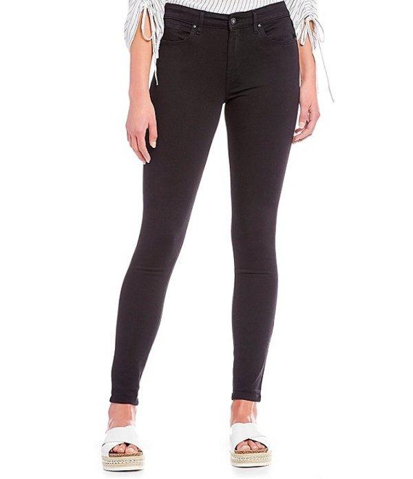 ジェシカシンプソン レディース デニムパンツ ボトムス Curvy High Rise Skinny Jeans OD Black