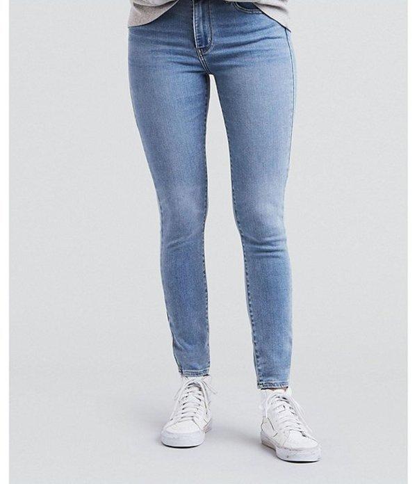 リーバイス レディース デニムパンツ ボトムス Levi'sR 720 High Rise Super Skinny Jeans Light Blue