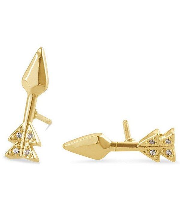送料無料 サイズ交換無料 贈り物 ケンドラスコット レディース アクセサリー ピアス Earrings Zoey Gold Stud 超人気 イヤリング