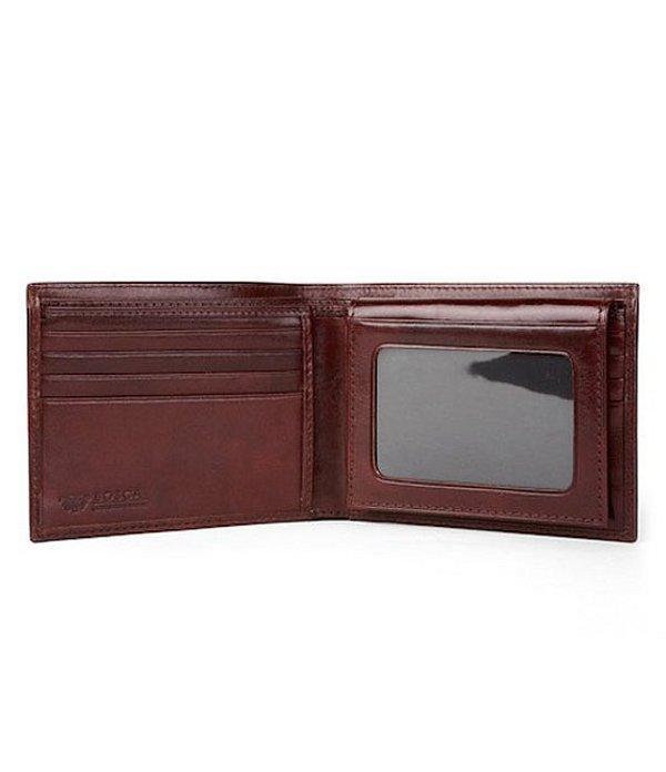 ボスカ メンズ 財布 アクセサリー Credit Card Wallet with ID Passcase Brown
