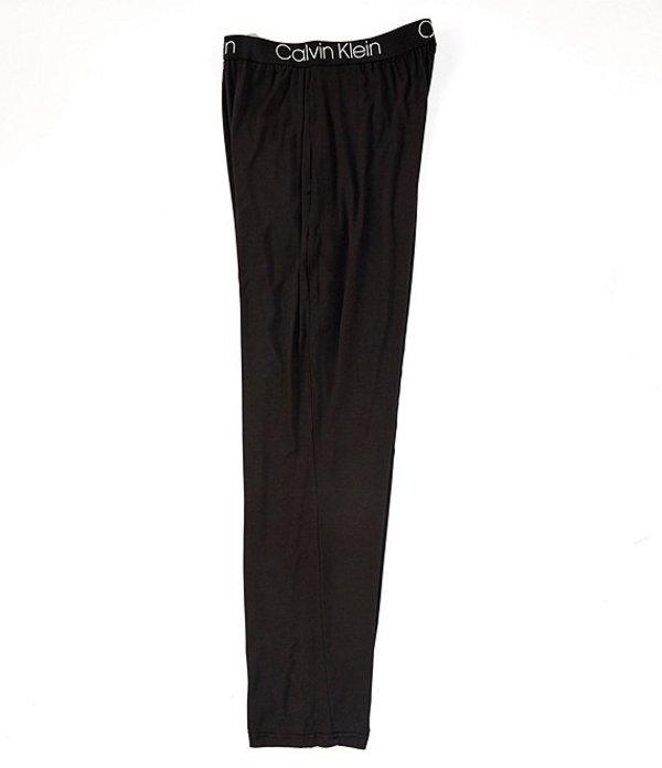 カルバンクライン メンズ ハーフパンツ・ショーツ ボトムス Ultra-Soft Modal Lounge Pants Black