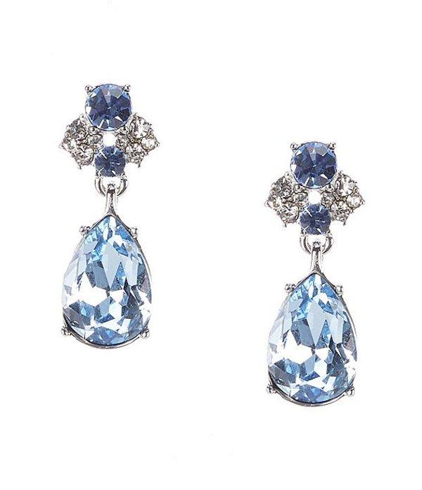 送料無料 サイズ交換無料 ジバンシー レディース アクセサリー ピアス イヤリング Sapphire Pear Earrings 供え Stone Drop 激安特価品 Blue Light