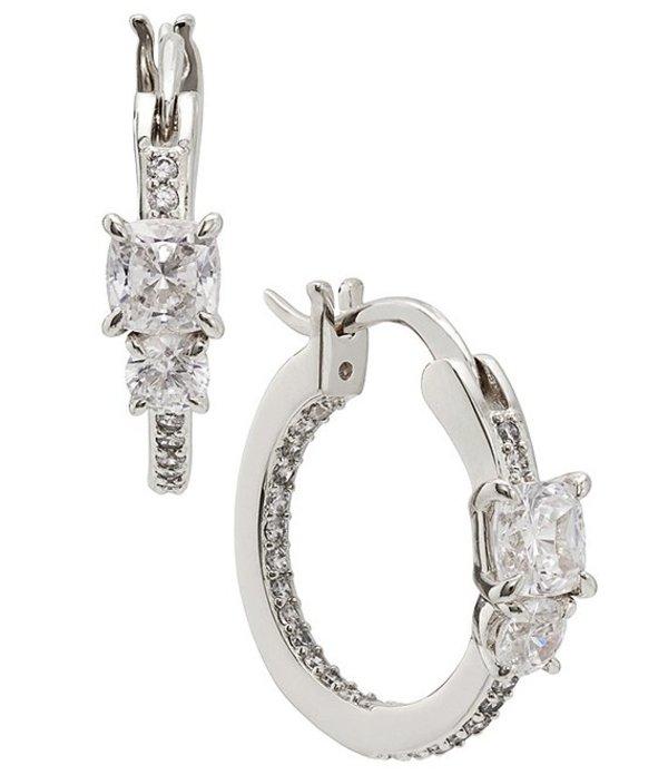 至高 購買 送料無料 サイズ交換無料 ナディール レディース アクセサリー ピアス Colette Hoop Small イヤリング Earrings Rhodium