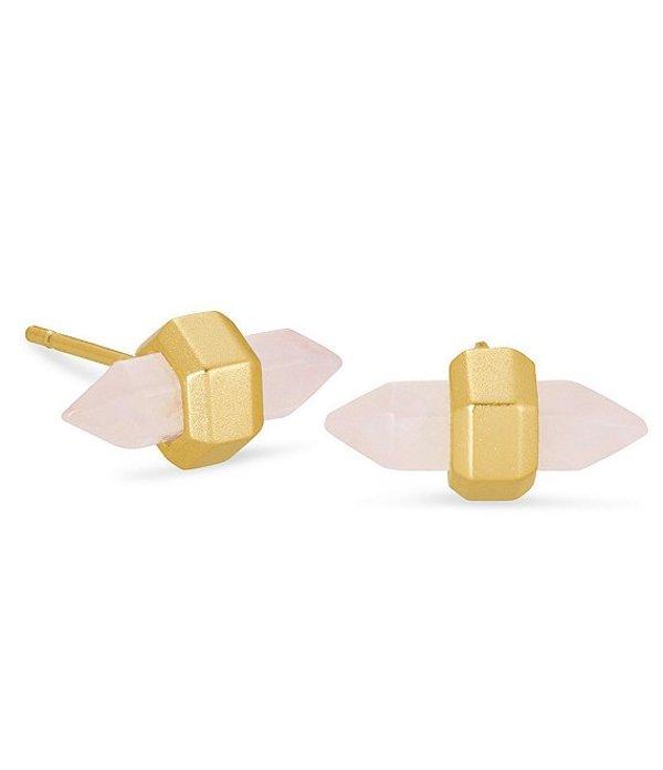 送料無料 サイズ交換無料 ケンドラスコット レディース アクセサリー ピアス Quartz Rose セール商品 Earrings Jamie 送料無料激安祭 Stud イヤリング