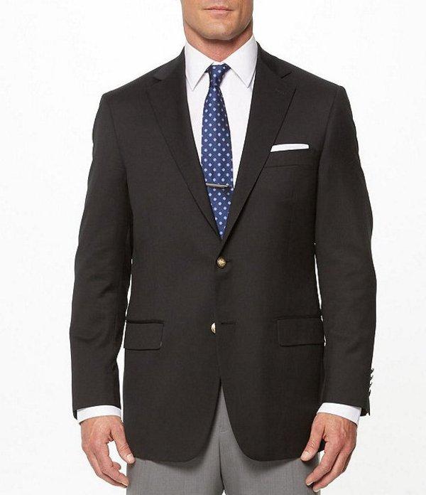 ハート シャフナー マルクス メンズ ジャケット・ブルゾン アウター Chicago Fit American Blazer Black