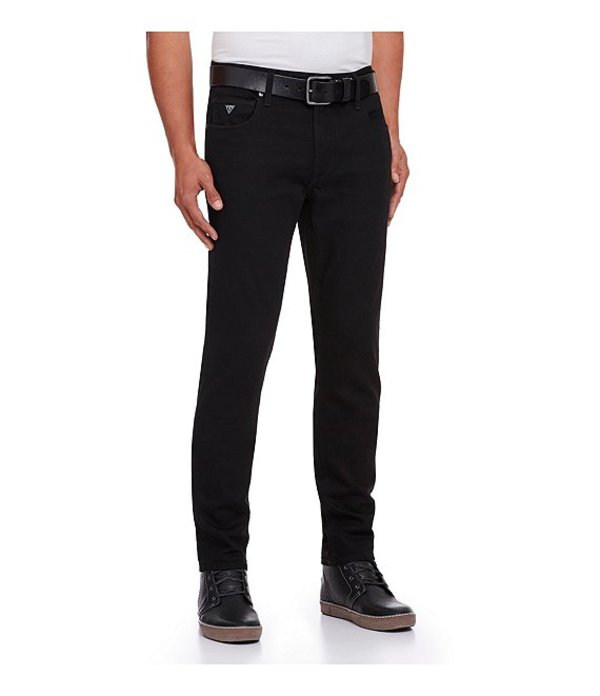 ゲス メンズ デニムパンツ ボトムス Skinny Fit Stretch Jeans Jailbreak