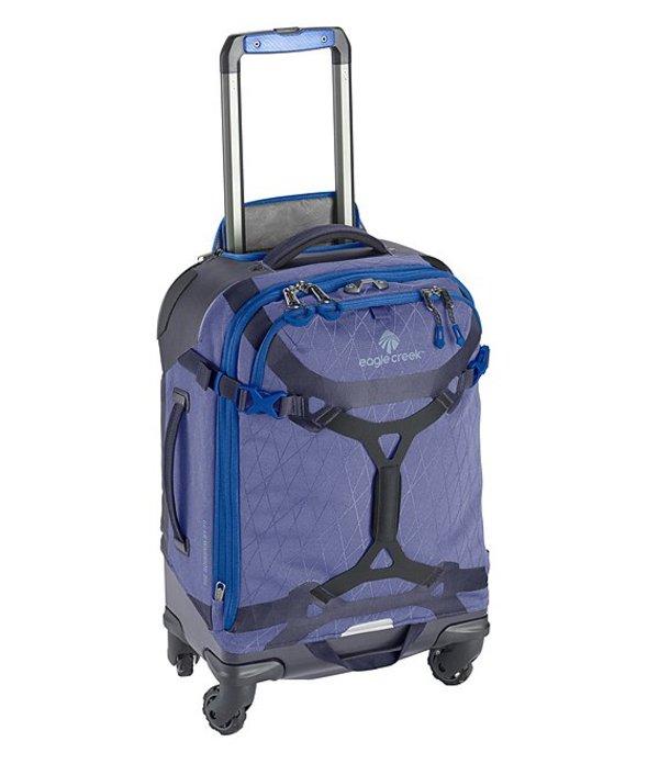 イーグルクリーク メンズ スーツケース バッグ Gear Warrior 4-Wheel Domestic Carry-On Spinner Arctic Blue