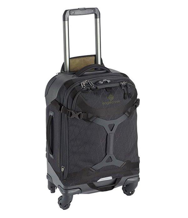 イーグルクリーク メンズ スーツケース バッグ Gear Warrior 4-Wheel Domestic Carry-On Spinner Jet Black