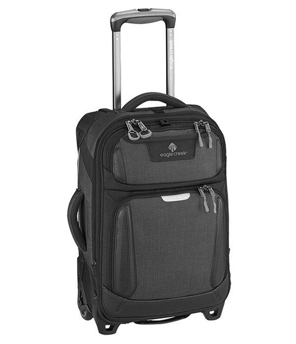 イーグルクリーク メンズ スーツケース バッグ Tarmac International Carry-On Upright Asphalt Black