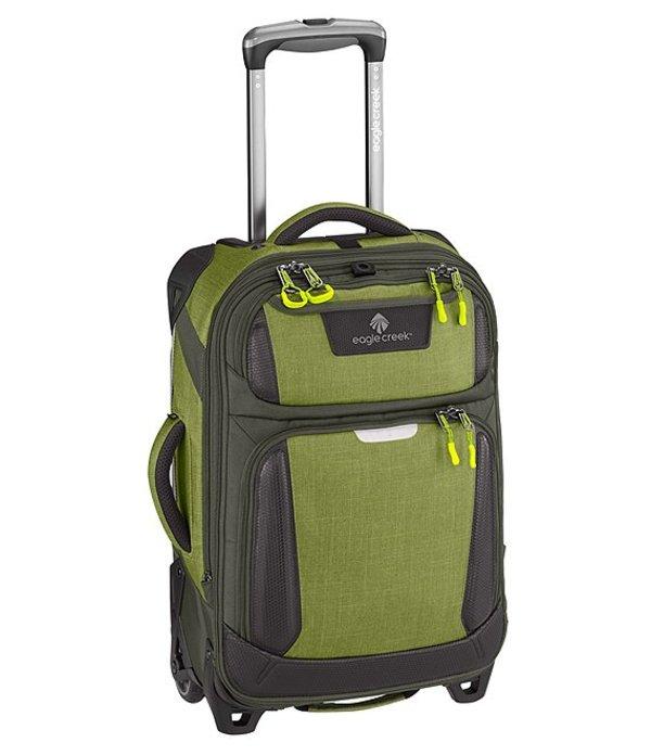 イーグルクリーク メンズ スーツケース バッグ Tarmac International Carry-On Upright Highland Green