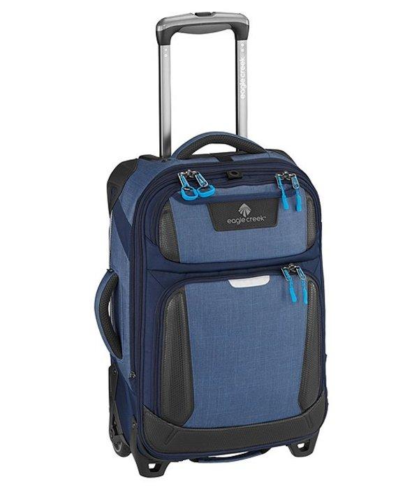 イーグルクリーク メンズ スーツケース バッグ Tarmac International Carry-On Upright Slate Blue