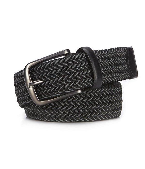 ラウンドトゥリーアンドヨーク メンズ カジュアルパンツ ボトムス New Stretch Webbing Belt Black