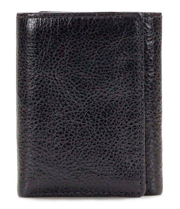 パトリシアナシュ メンズ 財布 アクセサリー Nash Firenzetri Trifold Wallet Black
