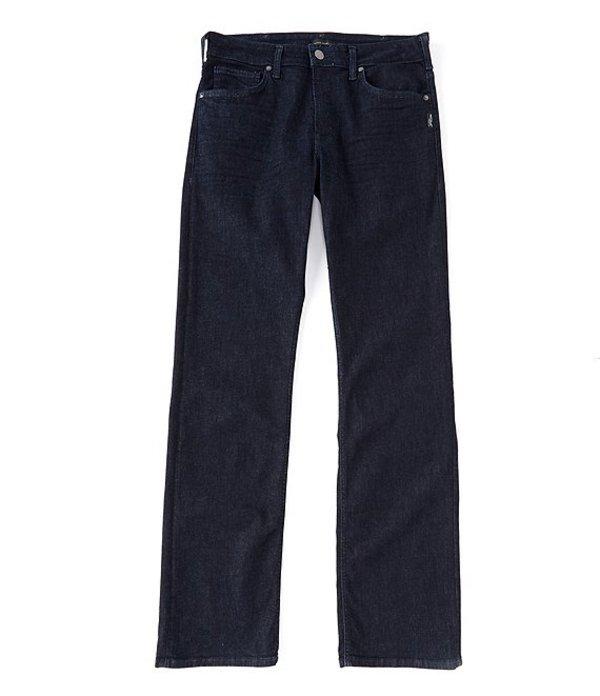 シルバー ジーンズ メンズ デニムパンツ ボトムス Zac Relaxed Straight Rinse Wash Fit Jeans Indigo