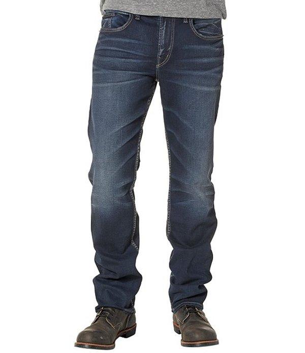 シルバー ジーンズ メンズ デニムパンツ ボトムス Big & Tall Grayson Relaxed-Fit Denim Jeans Indigo