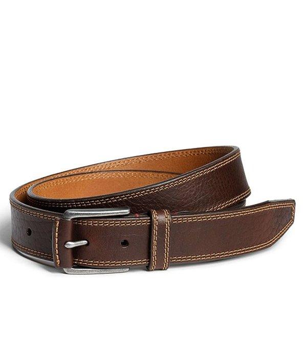 トラスク メンズ カジュアルパンツ ボトムス Men's Gallatin Belt Bourbon