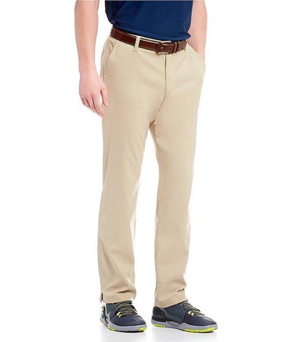アンダーアーマー メンズ カジュアルパンツ ボトムス Golf Straight Leg Showdown Pants City Khaki