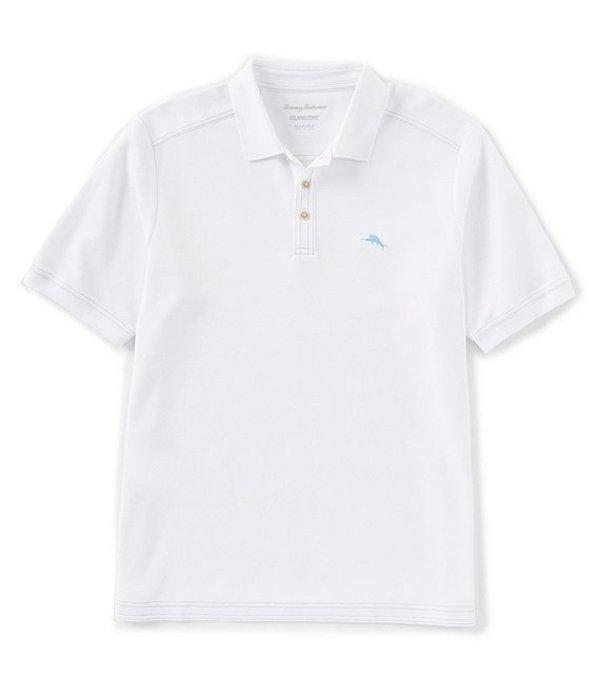 トッミーバハマ メンズ シャツ トップス Emfielder 2.0 Short-Sleeve Polo Shirt Bright White