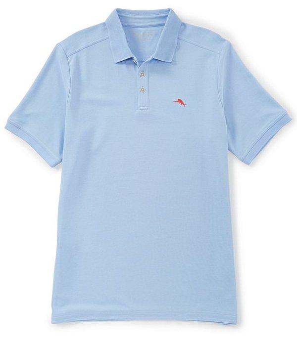 トッミーバハマ メンズ シャツ トップス Emfielder 2.0 Short-Sleeve Polo Shirt Light Sky