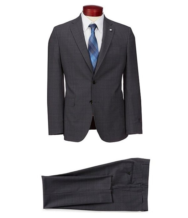 最新のデザイン テッドベーカー メンズ ジャケット・ブルゾン アウター Slim Fit アウター Plaid Fit Suit Slim Grey:ReVida 店, 中古家電ショップ エコアース:66af5b92 --- nagari.or.id