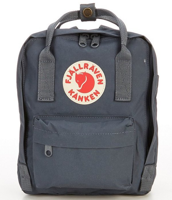 送料無料 サイズ交換無料 フェールラーベン レディース バッグ ハンドバッグ メーカー公式 Backpack Graphite Water-Resistant Convertible Kanken Mini オンライン限定商品
