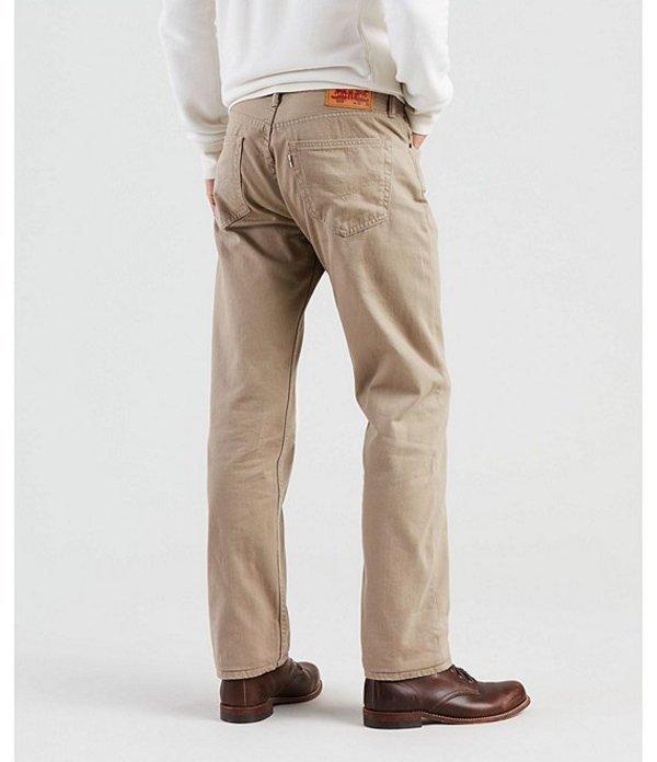 リーバイス メンズ デニムパンツ ボトムス Levi'sR 505 Regular Fit Rigid Jeans TimberwolfSUMVqpGz