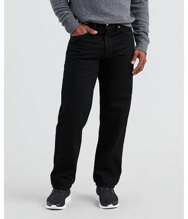 リーバイス メンズ デニムパンツ ボトムス Levi'sR 550? Relaxed-Fit Jeans Black