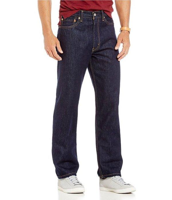 リーバイス メンズ デニムパンツ ボトムス Levi'sR 550? Relaxed-Fit Jeans Dark Rinse