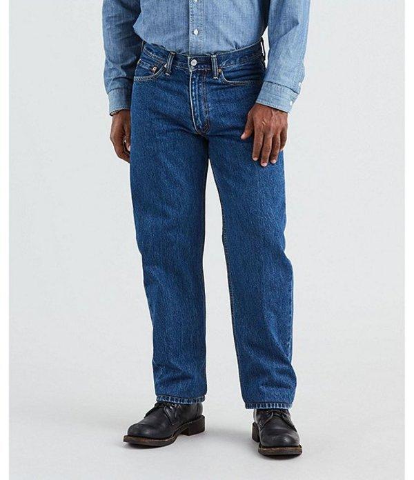 リーバイス メンズ デニムパンツ ボトムス Levi'sR 550? Relaxed-Fit Jeans Dark Stonewash
