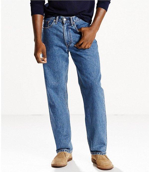リーバイス メンズ デニムパンツ ボトムス Levi'sR 550? Relaxed-Fit Jeans Medium Stonewash