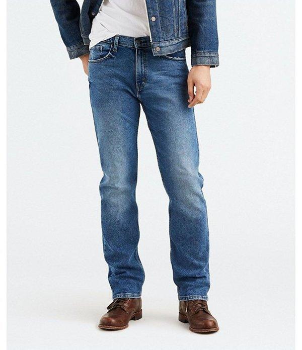 リーバイス メンズ デニムパンツ ボトムス Levi'sR 505 Stretch Regular-Fit Jeans Afro