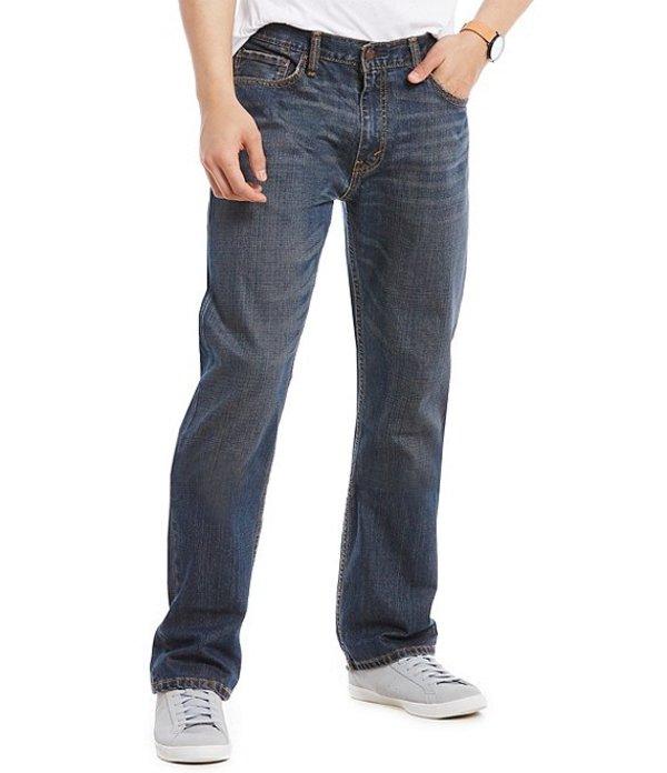 リーバイス メンズ デニムパンツ ボトムス Levi'sR 559 Rigid Relaxed Straight Jeans Range