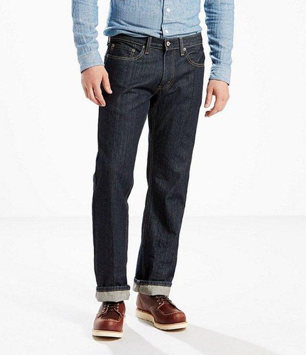 リーバイス メンズ デニムパンツ ボトムス Levi'sR 559 Rigid Relaxed Straight Jeans Tumbled Rigid