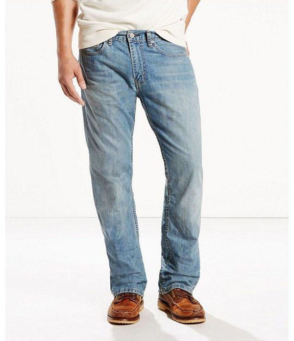 リーバイス メンズ デニムパンツ ボトムス Levi'sR 559 Rigid Relaxed Straight Jeans Wellington