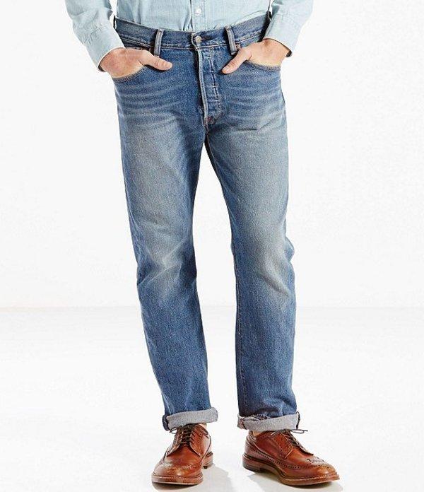 リーバイス メンズ デニムパンツ ボトムス Levi'sR 501R Stretch Original Fit Jeans The Ben
