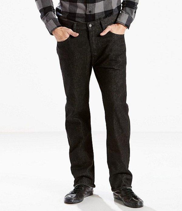 リーバイス メンズ デニムパンツ ボトムス Levi'sR 501R Stretch Original Fit Jeans Walsh