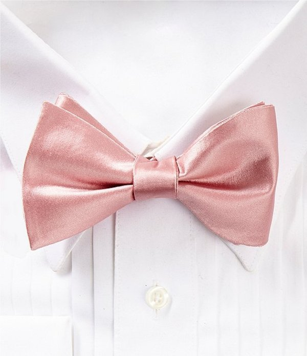 【GINGER掲載商品】 ダニエル クレミュ メンズ ネクタイ アクセサリー Formal Silk Bow Tie Pink, 成東町 591da59a
