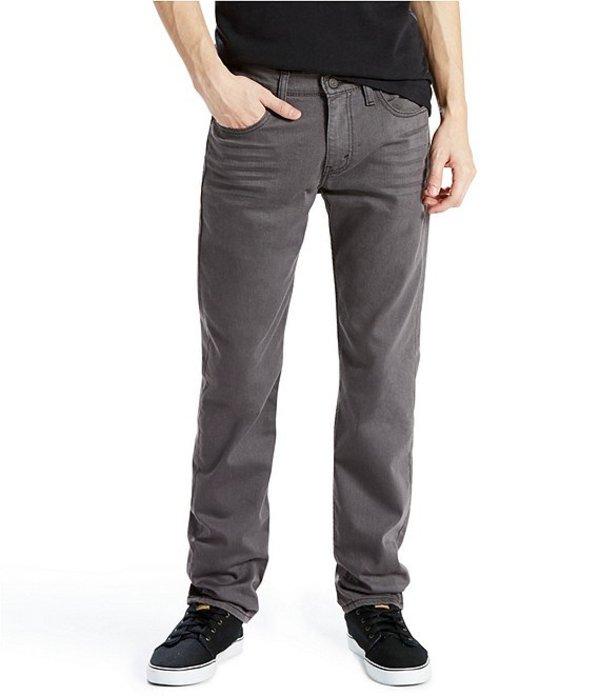 リーバイス メンズ デニムパンツ ボトムス Levi'sR 511 Slim-Fit Stretch Jeans Grey/Black 3D