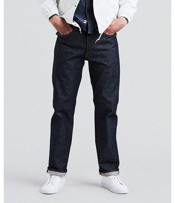 リーバイス メンズ デニムパンツ ボトムス Levi'sR 501 Original Shrink-to-Fit Jeans Rigid