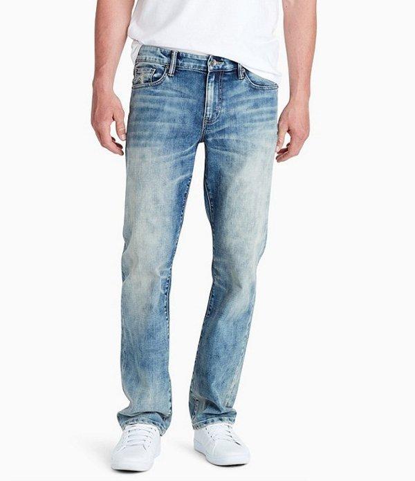 ウィリアム ラスト メンズ デニムパンツ ボトムス Legacy Nevada Relaxed Straight Fit Jeans Nevada